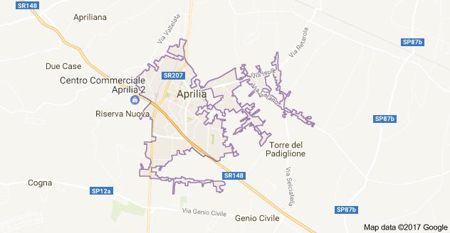 mappa-aprilia