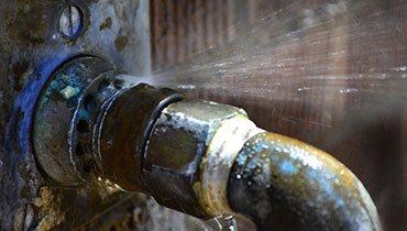 intervento idraulico Roma per riparazione perdite acqua