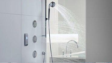 riparazione e montaggio doccia