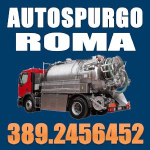 Servizio di Autospurgo a Roma