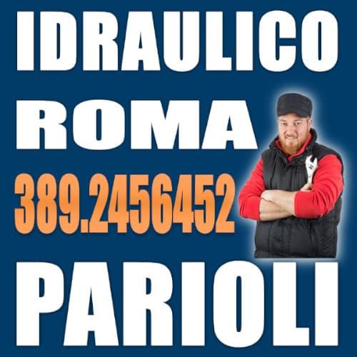 idraulico Roma Parioli