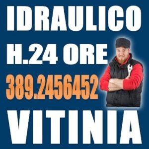 idraulico Vitinia