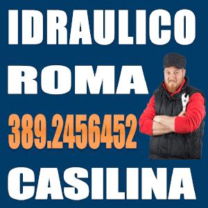 idraulico Roma Casilina