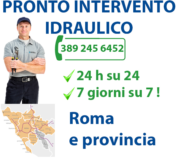 Idraulico Roma Centro