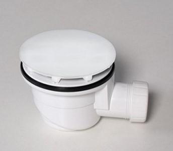 Come si sostituisce la piletta sifonata dello scarico della doccia?