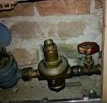 riduttore di pressione acqua idraulico roma