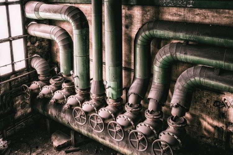 Idraulico Cesano: sostituzione vecchie tubature.