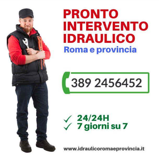 idraulico Parioli